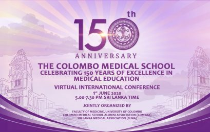 150th Anniversary of The Colombo Medical School