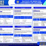 CALLING APPLICATIONS FOR POSTGRADUATE PROGRAMS – FACULTY OF MEDICINE, COLOMBO (Deadline Extended till – 14th May 2021)