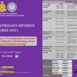 General Pathology Revision Course 2021