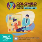 Colombo Physiotherapy Week 2021 – Faculty of Medicine, University of Colombo